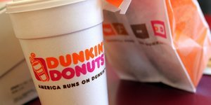 Dunkin' Donuts Is Phasing Out Styrofoam Cups