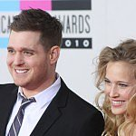 Michael Bublé's son doing well after being hospitalized for burns