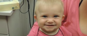 You Have to See This Baby's Reaction to Hearing Her Mom's Voice For the First Time