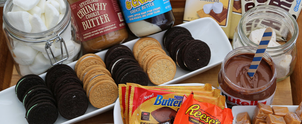 This 1 Ingredient Makes Your S'mores Even Better!