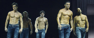 Even Channing Tatum Admits It's Unrealistic to Have Perfect Abs