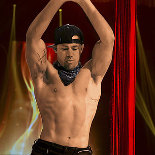 Channing Tatum Magic Mike Body