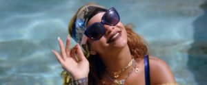 Rihanna's New Music Video Is Full of Grungy-Glam '90s Style