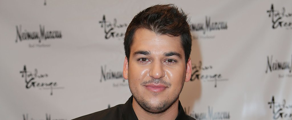 All the Details on Rob Kardashian's Intervention