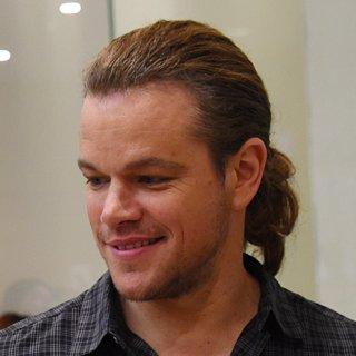 Matt Damon's Ponytail