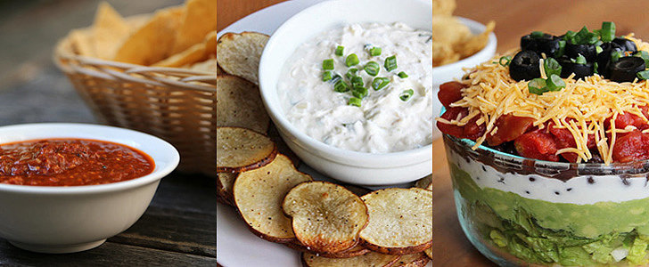 From Ranch to Hummus: Healthy Dip Recipes