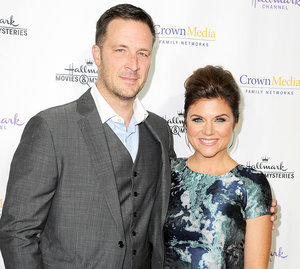 Tiffani Thiessen Gives Birth, Welcomes Baby Boy Holt Fisher: First Photo!