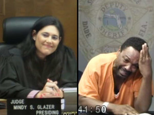 Emotional Courtroom Reunion Between Judge Her Middle School Classmate on Trial for Burglary