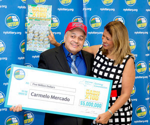 9/11 Firefighter Wins the Lottery, Hits $5 Million Jackpot