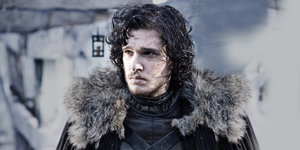 These Kit Harington Photos Hint Jon Snow Might Be Coming Back