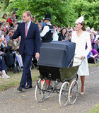 5 Things to Know About Princess Charlotte's Christening Pram
