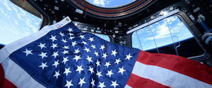 Astronaut Sends the US Women's Soccer Team a Sweet Message From Space