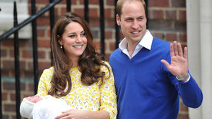 Details On Princess Charlotte's Christening, Including Her 5 Godparents