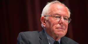 Bernie Sanders Hints At What A Sanders Administration Cabinet Could Look Like
