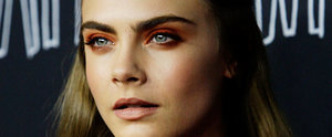 Cara Delevingne Shows Us How to Mix Up Our Beauty Game