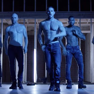 Magic Mike and Fifty Shades of Grey Sexy Music Video