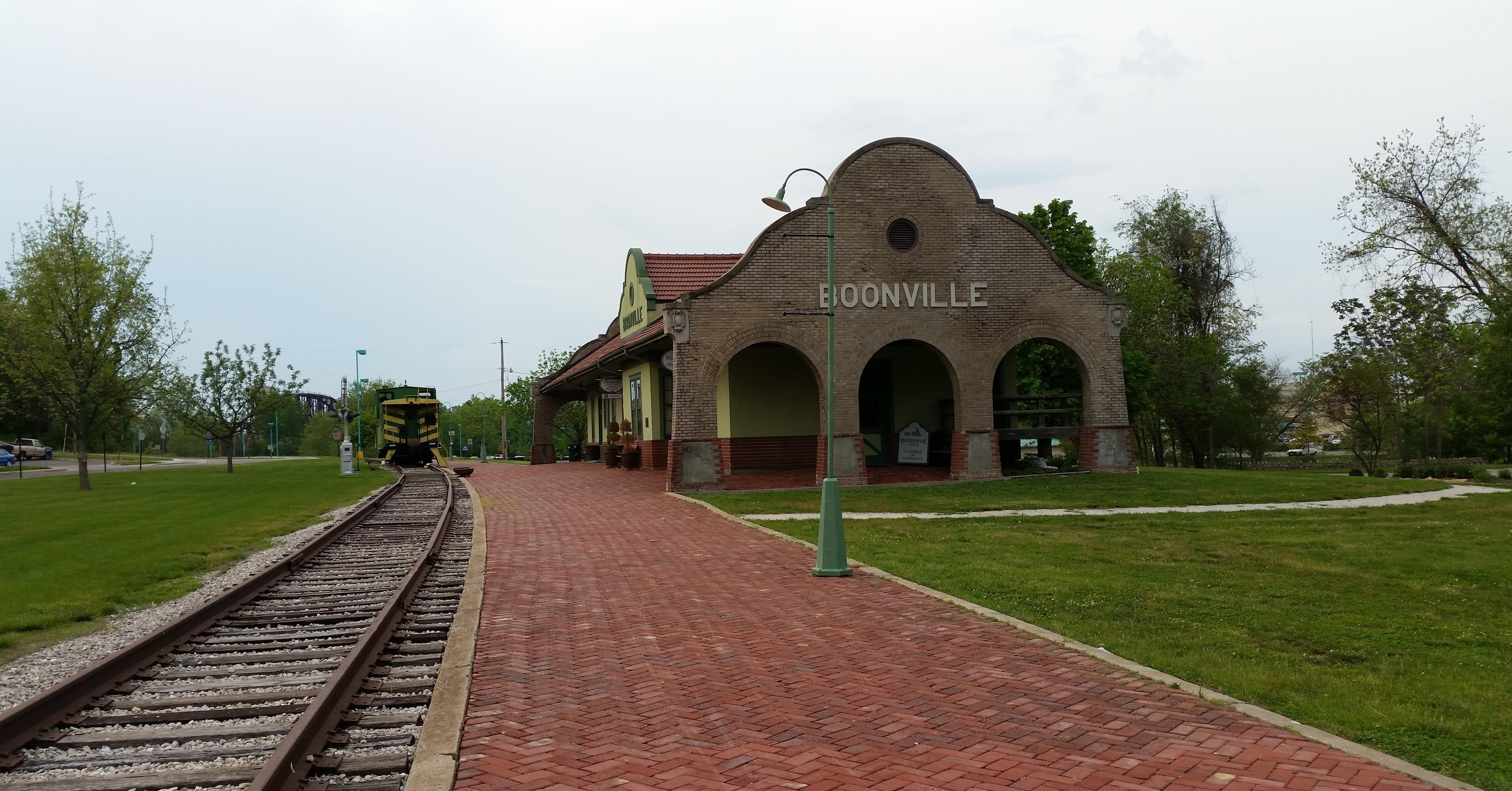 Boonville Mo Walking Tour