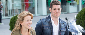 Michael Bublé Shares the Cutest Video to Announce That His Wife Is Pregnant