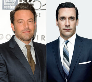 Ben Affleck and Jennifer Garner's Mad Men style marriage and divorce