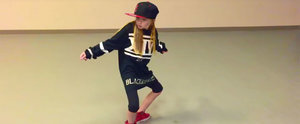 "This Video of a 10-Year-Old Girl Freestyle Dancing to ""Truffle Butter"" Will Make You Feel Inadequate"