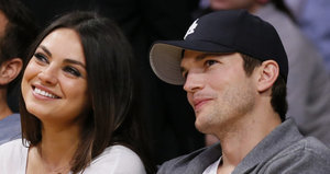 Mila Kunis and Ashton Kutcher (Probably) Got Married This Weekend