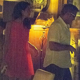 George and Amal Clooney Fourth of July in Lake Como 2015