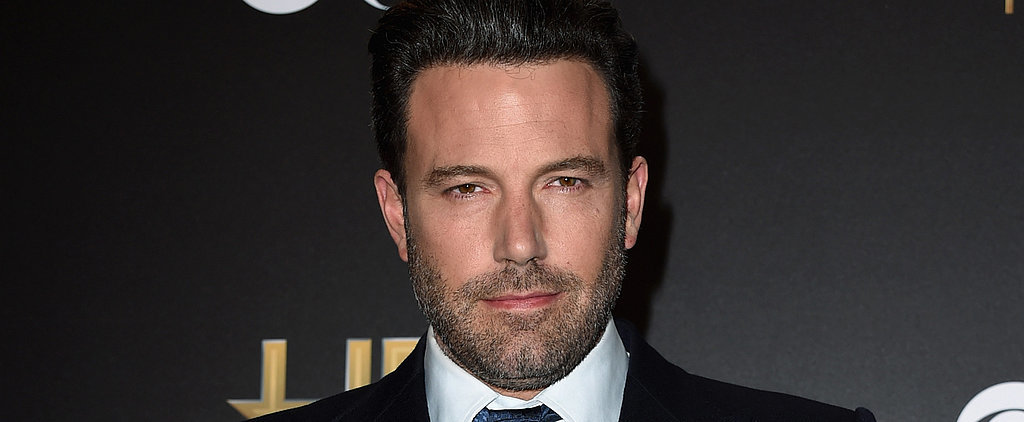 Ben Affleck Breaks His Social Media Silence