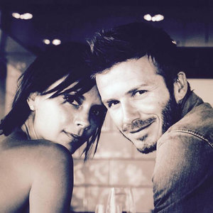 David and Victoria Beckham celebrate 16 year wedding anniversary