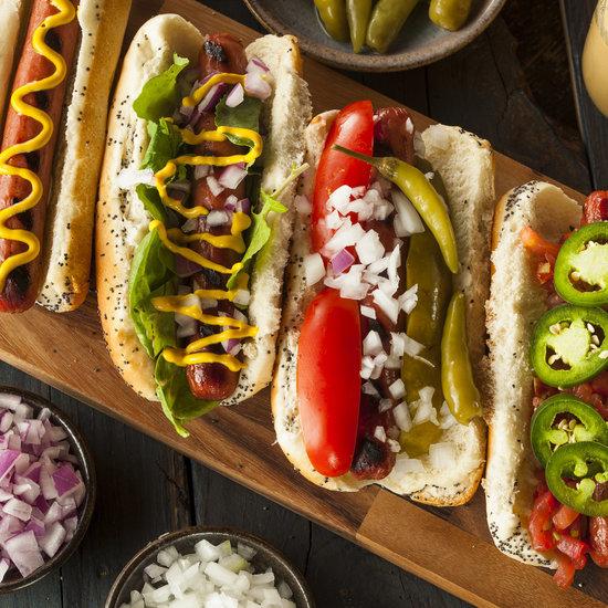 How to Make a Hot-Dog Bar