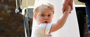 8 Things Prince George Was (Probably) Thinking During Charlotte's Christening