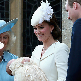 Best Pictures From Princess Charlotte's Christenin