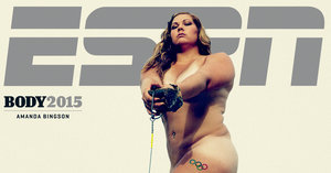 What 10 Nude Athletes Can Teach You About Loving Your Body