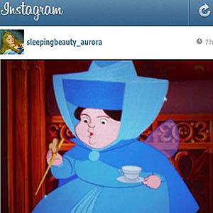 Disney Princess Instagram