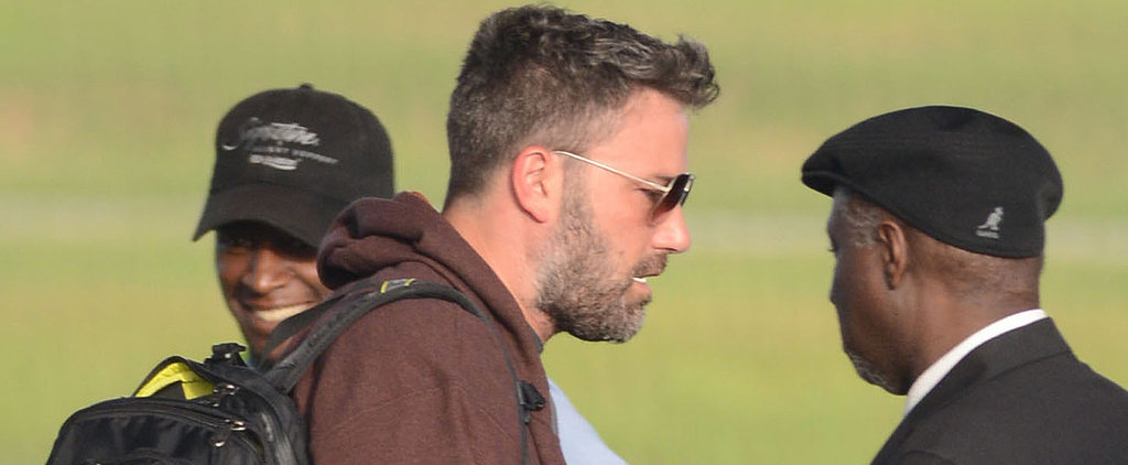 Ben Affleck Trades LA For Atlanta to Be With His Family