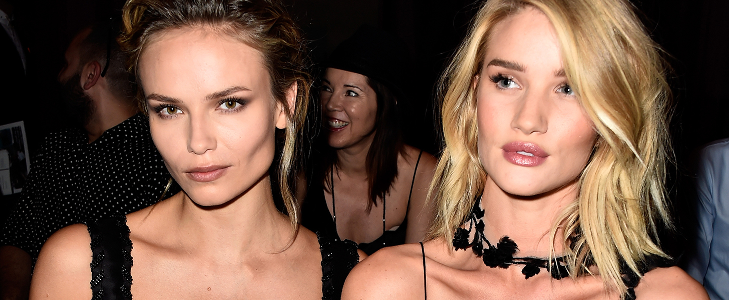All Eyes at Couture Fashion Week Are on the Front Row