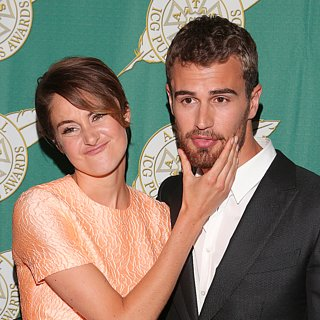 Meilleures Photos de Theo James Divergent