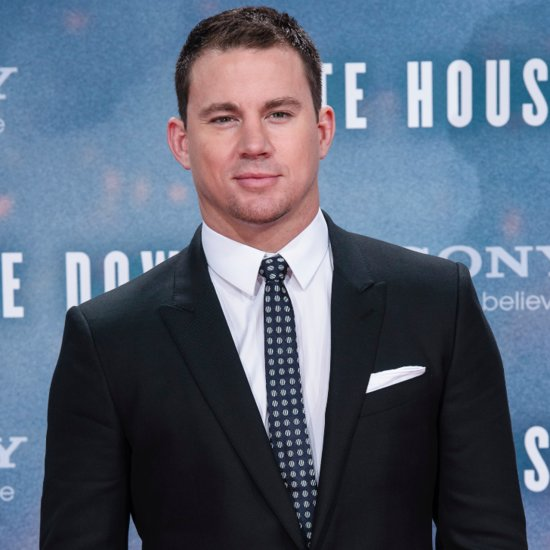 Watch Channing Tatum Get Hotter and Hotter