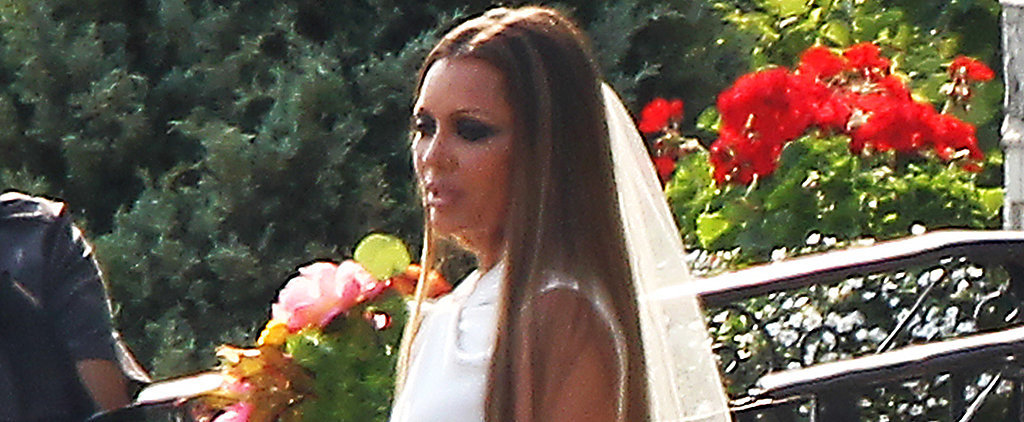 Vanessa Williams Stuns in Her Gorgeous Wedding Pictures