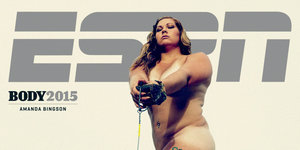 Nude Female Athletes Preach Body Love On ESPN's Cover
