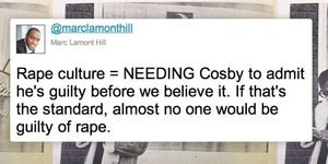 The Aftermath Of Bill Cosby's Admission? That's Rape Culture.