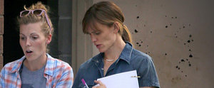 Exclusive: Jennifer Garner Steps Out After Divorce Announcement