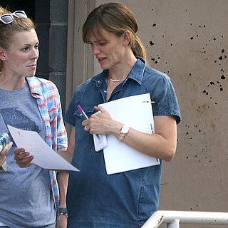 Jennifer Garner in Atlanta After Divorce News | Pictures