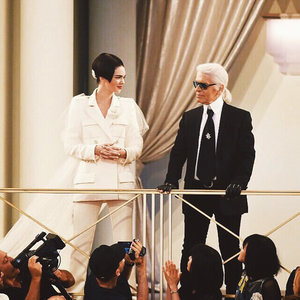The Top 10 Instagrams From The Chanel Couture Show