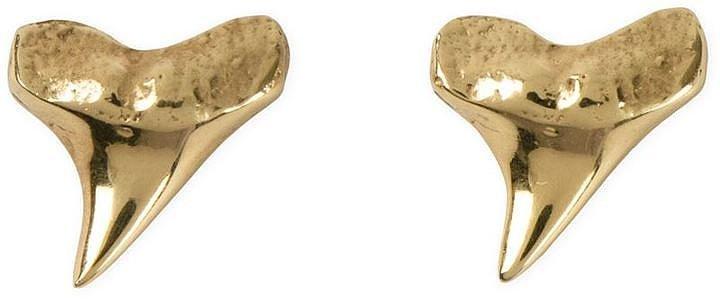 Nektar De Stagni Shark Tooth Earrings ($285)