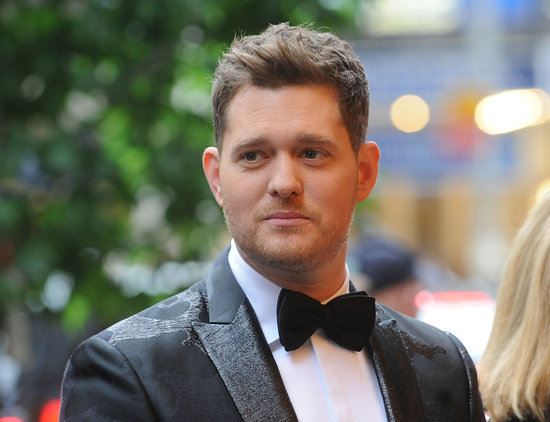 Michael Bublé's Son Shared the Cutest Pregnancy Announcement Ever!