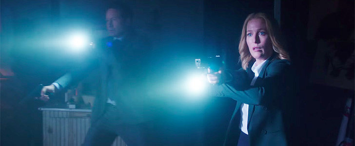 Brace Yourself For New Footage From The X-Files Revival