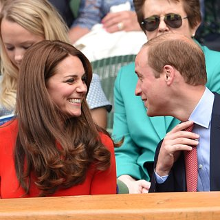 William and Kate Look L