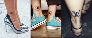 Can You ID the Logos in These Fashion Tattoos?