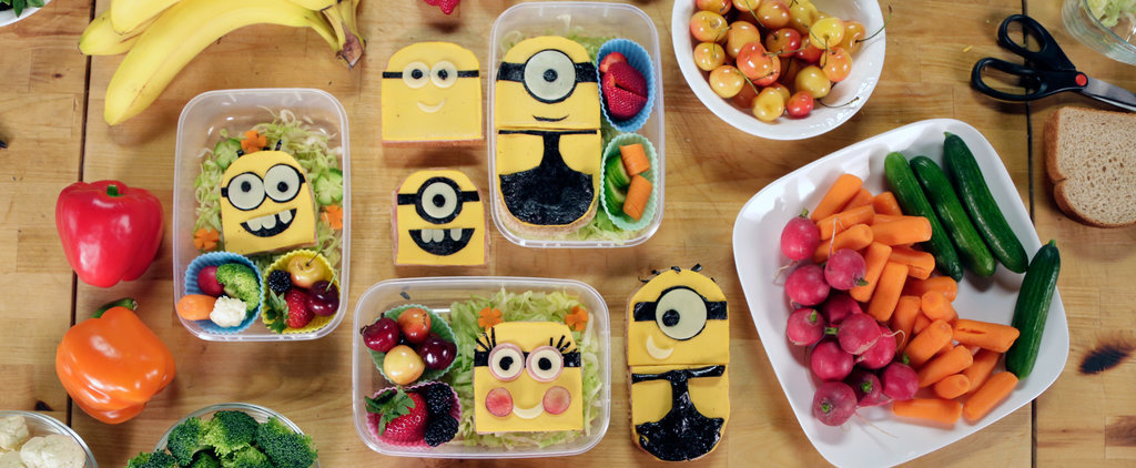 Your Kids Will Love This Easy-to-Make Minions Bento Box