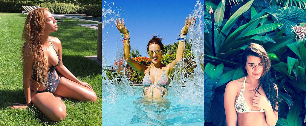 Celebrity Instagrams That Will Transport You to an Endless Summer Paradise